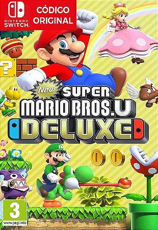 New Super Mario Bros U Deluxe - Nintendo Switch Digital