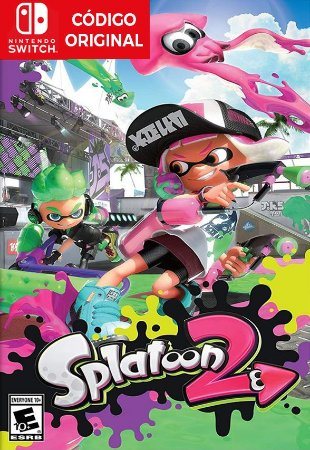Splatoon 2 - Nintendo Switch Digital