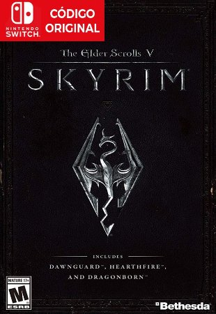 The Elder Scrolls V: Skyrim - Nintendo Switch Digital
