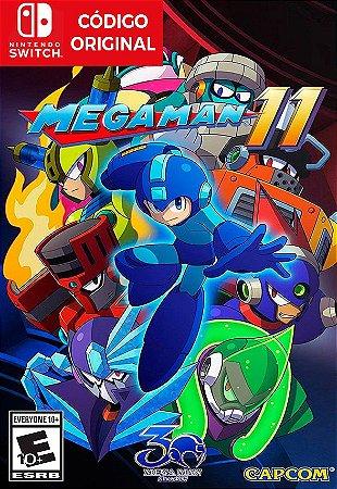 Mega Man 11  - Nintendo Switch Digital