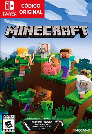 Minecraft  - Nintendo Switch Digital