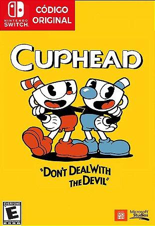 Cuphead - Nintendo Switch Digital