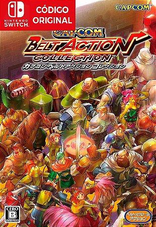 Capcom Beat Em Up Bundle - Nintendo Switch Digital