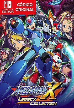 Mega Man X Legacy Collection - Nintendo Switch Digital