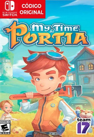 My Time at Portia - Nintendo Switch Digital