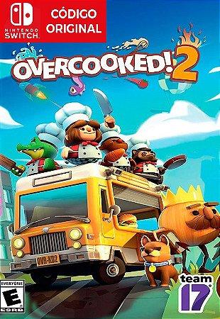 Overcooked 2 - Nintendo Switch Digital