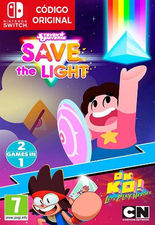 Steven Universe: Save the Light - Nintendo Switch Digital