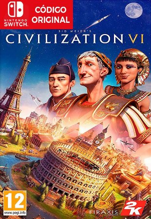 Civilization VI - Nintendo Switch Digital