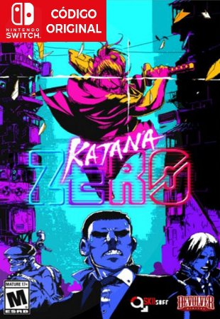 Katana ZERO - Nintendo Switch Digital