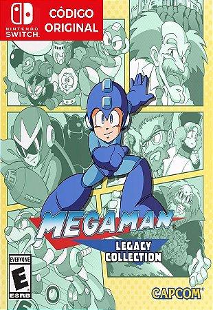 Mega Man Legacy Collection - Nintendo Switch Digital