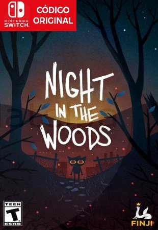 Night in the Woods - Nintendo Switch Digital