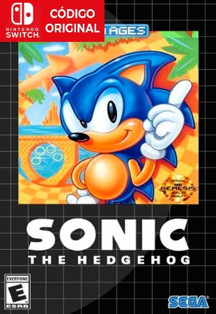 SEGA AGES Sonic The Hedgehog - Nintendo Switch Digital