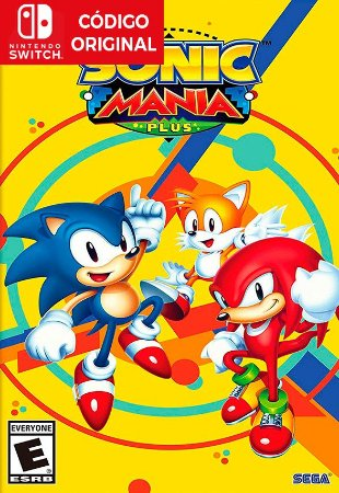 Sonic Mania - Nintendo Switch Digital