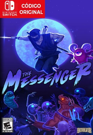The Messenger - Nintendo Switch Digital