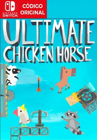 Ultimate Chicken Horse - Nintendo Switch Digital