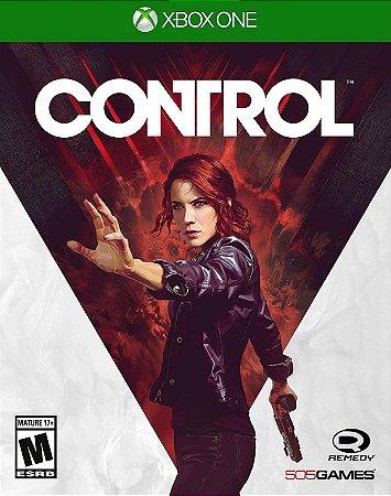Control - Xbox One - Mídia Digital