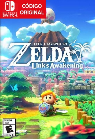The Legend Of Zelda: Link's Awakening - Nintendo Switch Digital