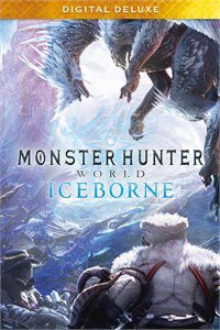 Monster Hunter World: Iceborne Digital Deluxe - Xbox One - Mídia Digital