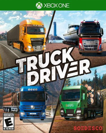 Truck Driver - Xbox One - Mídia Digital