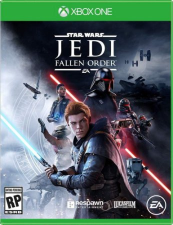 STAR WARS Jedi: Fallen Order - Xbox One - Mídia Digital