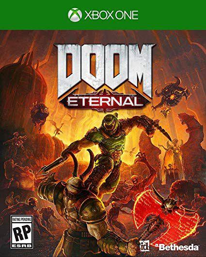 DOOM Eternal - Xbox One - Mídia Digital