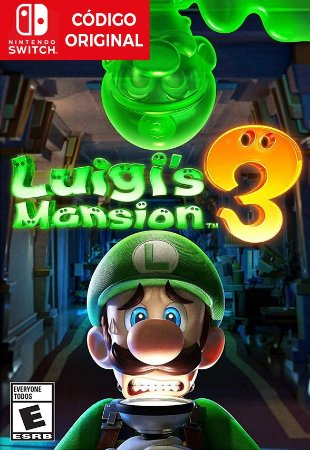 Luigi's Mansion 3 - Nintendo Switch Digital