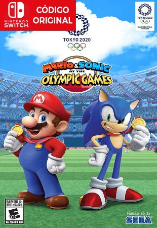 Mario & Sonic at the Olympic Games Tokyo 2020 - Nintendo Switch Digital