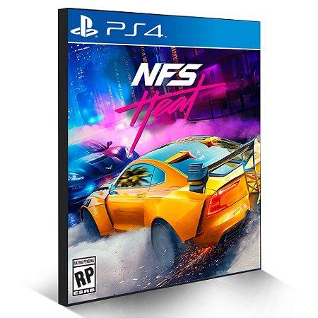 Need for Speed Heat - PS4 - Mídia Digital
