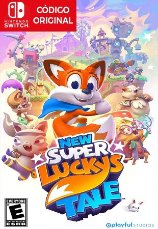 New Super Lucky's Tale - Nintendo Switch Digital