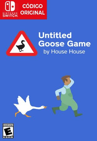 Untitled Goose Game - Nintendo Switch Digital
