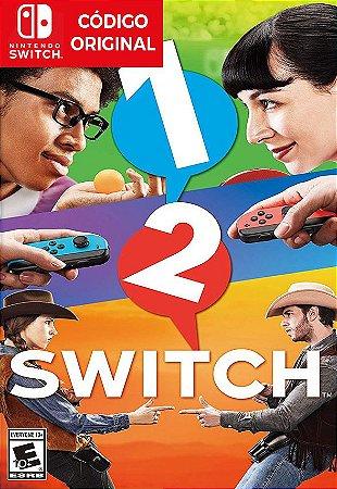 1-2-Switch - Nintendo Switch Digital