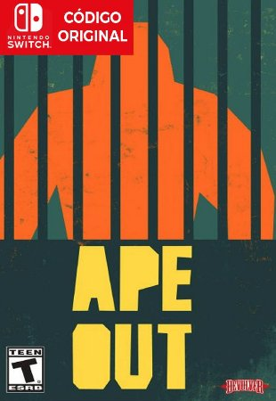 Ape Out - Nintendo Switch Digital