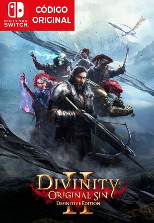 Divinity: Original Sin II - Nintendo Switch Digital