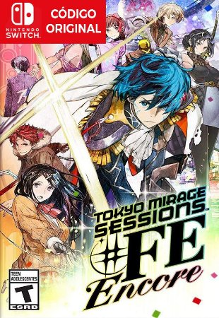 Tokyo Mirage Session #FE Encore - Nintendo Switch Digital