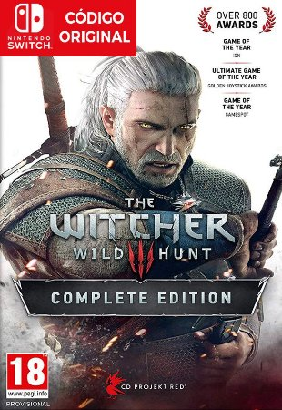 The Witcher 3: Wild Hunt Complete Edition - Nintendo Switch Digital