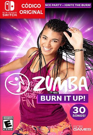 Zumba Burn It Up! - Nintendo Switch Digital