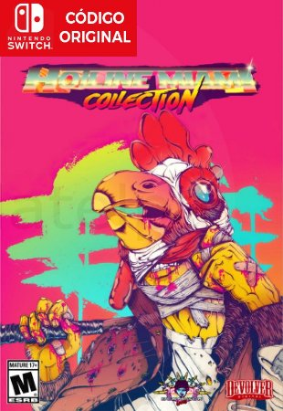 Hotline Miami Collection - Nintendo Switch Digital