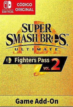Super Smash Bros. Ultimate Fighter Pass Vol 2 DLC  - Nintendo Switch Digital