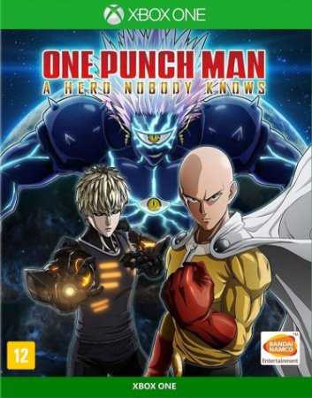 One Punch Man: A Hero Nobody Know - Xbox One - Mídia Digital
