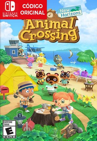 Animal Crossings New Horizons Standard Edition - Nintendo Switch Digital