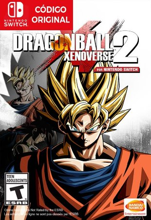 Dragon Ball Xenoverse 2 - Nintendo Switch Digital