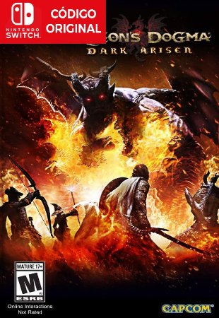 Dragons Dogma Dark Arisen - Nintendo Switch Digital