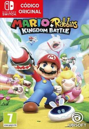 Mario + Rabbids Kingdom Battle - Nintendo Switch Digital