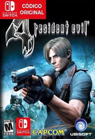 Resident Evil 4 - Nintendo Switch Digital