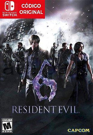 Resident Evil 6 - Nintendo Switch Digital