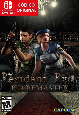 Resident Evil - Nintendo Switch Digital