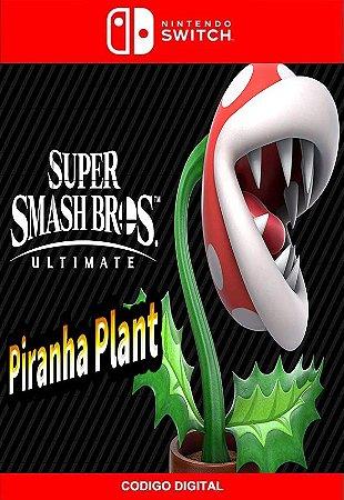 Super Smash Bros. Ultimate - Piranha Plant DLC - Nintendo Switch Digital