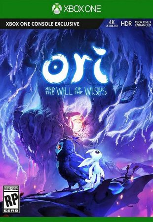 Ori and the Will of the Wisps - Xbox One - Mídia Digital