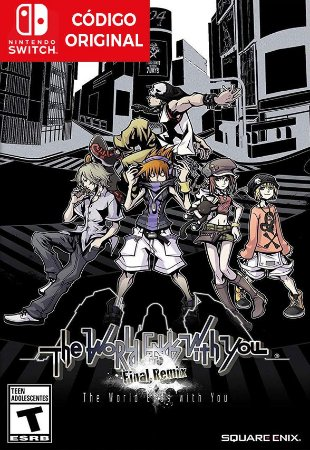 The World Ends With You - Nintendo Switch Digital