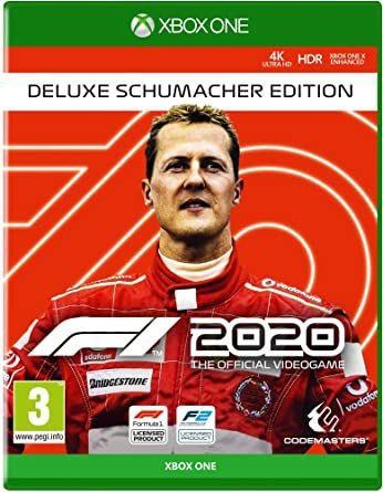 Formula 1 F1 2020 Deluxe Schumacher Edition - Xbox One - Mídia Digital